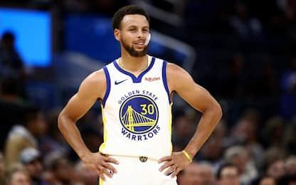 Steph Curry fissa la data: in campo il 1 marzo?