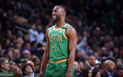 Kemba spezza la maledizione LeBron: prima vittoria