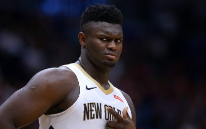 Zion Williamson, tutto pronto per l'esordio su Sky