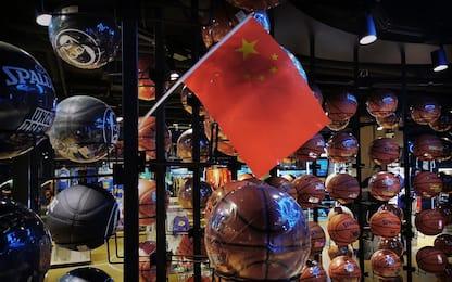 """""""E la NBA sulla Cina?"""". La risposta di Adam Silver"""