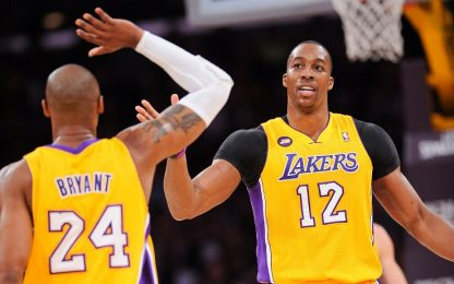 "Howard a Kobe: ""Dammi una mano all'All-Star Game"""