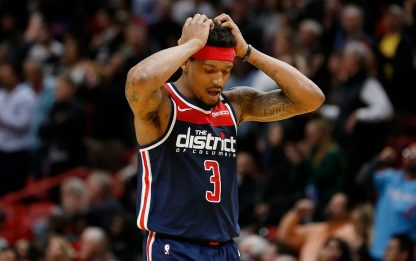 Beal infortunato, non ci sarà alla ripartenza NBA
