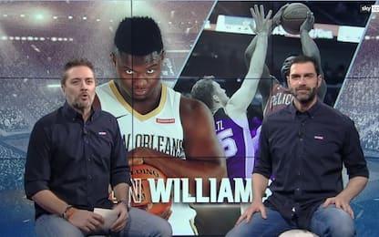 Zion scatenato: la reazione Mamoli-Soragna. VIDEO