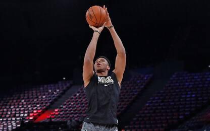 La NBA a Parigi: Charlotte-Milwaukee LIVE su Sky