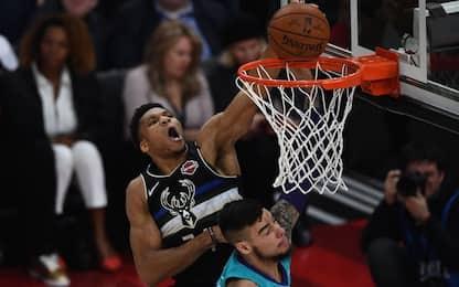NBA Paris Game: vince Milwaukee, 30 per Giannis