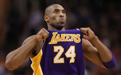 Un anno senza Kobe: la carriera del Black Mamba