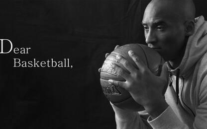 Kobe, la lettera d'addio al basket del 2015. VIDEO