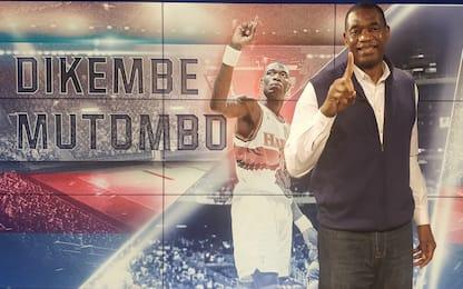 """Mutombo: """"Embiid e Siakam speranze per l'Africa"""""""