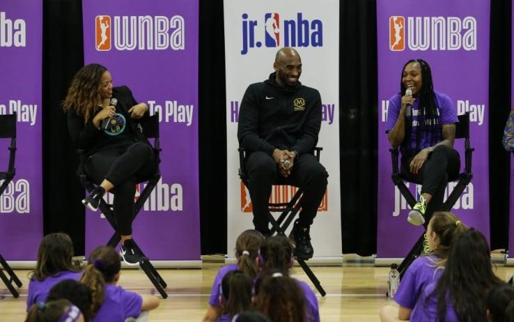 L'impegno di Kobe Bryant per il basket femminile