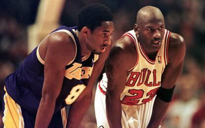L'ultimo messaggio di Michael Jordan a Kobe Bryant