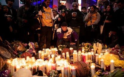 Morte Kobe Bryant: le ultime news in diretta