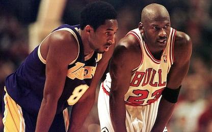 """Jordan: """"Kobe un fratello, è uno dei più grandi"""""""