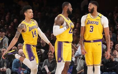 I migliori trio delle 22 squadre NBA a Orlando