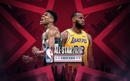 Annunciate le 14 riserve per l'All-Star Game 2020