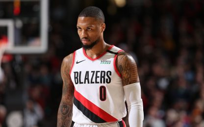 "Lillard ai Lakers o ai Knicks? ""Tutto falso"""