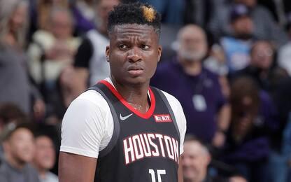 Houston vuole cedere Clint Capela a Est