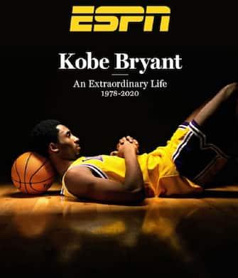 La copertina del magazine di ESPN
