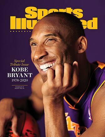 La copertina di Sports Illustraded