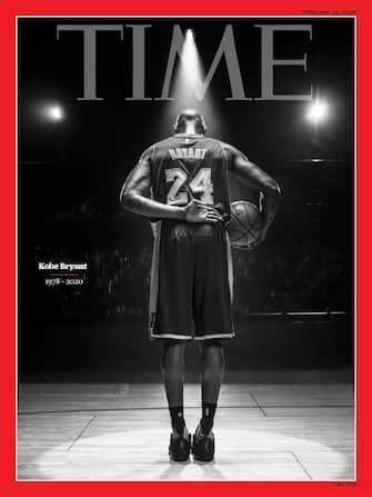 La copertina di TIME magazine
