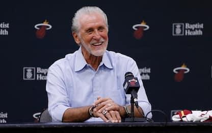 Pat Riley mette l'asterisco al titolo dei Lakers