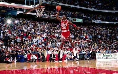 Da MJ a LeBron: migliori schiacciatori all-time