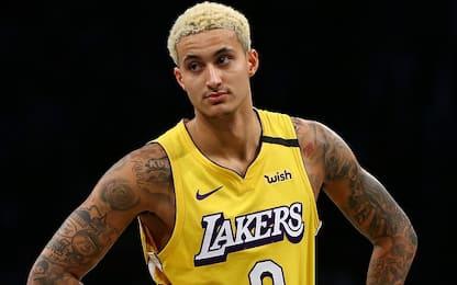 Lakers, tre obiettivi possibili in cambio di Kuzma