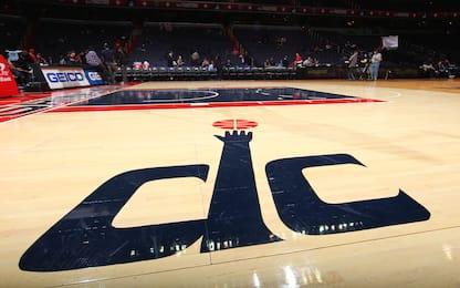 I casi di COVID-19 in NBA squadra per squadra