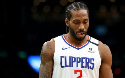 Kawhi Leonard vuole una point guard per i Clippers