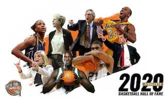 I finalisti 2020 per la Hall of Fame