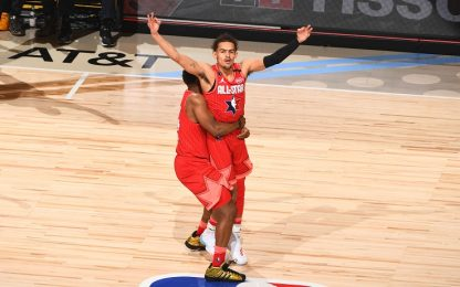 La top 10 dell'All-Star Game. VIDEO
