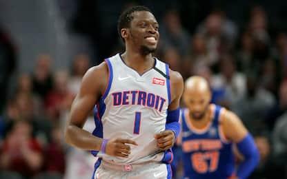 Jackson lascia Detroit e firma con i Clippers