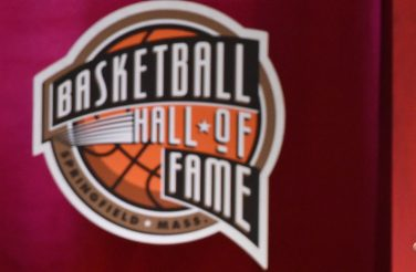 SPRINGFIELD, MA - SEPTEMBER 6: Inductee, Paul Westphal makes his speech during the 2019 Basketball Hall of Fame Enshrinement Ceremony on September 6, 2019 at Symphony Hall in Springfield, Massachusetts. NOTE TO USER: User expressly acknowledges and agrees that, by downloading and/or using this photograph, user is consenting to the terms and conditions of the Getty Images License Agreement. Mandatory Copyright Notice: Copyright 2019 NBAE (Photo by Andrew D. Bernstein/NBAE via Getty Images)