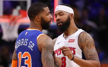 """I gemelli Morris: """"Ai playoff in macchina insieme"""""""