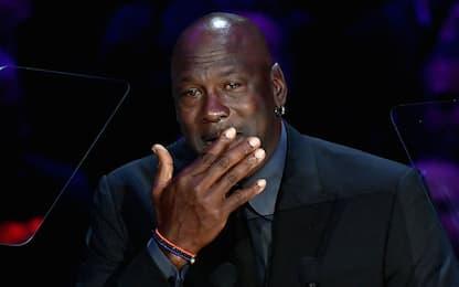 """MJ: """"Quando è morto Kobe, è morta una parte di me"""""""
