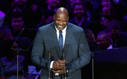 "Shaq: ""Siamo stati come Lennon e McCartney"". VIDEO"