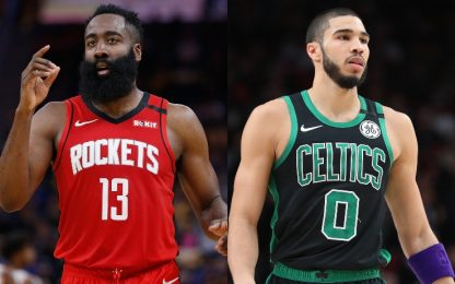 Rockets e Celtics on fire, l'analisi. VIDEO