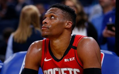 Westbrook prende tecnico e si infuria. VIDEO