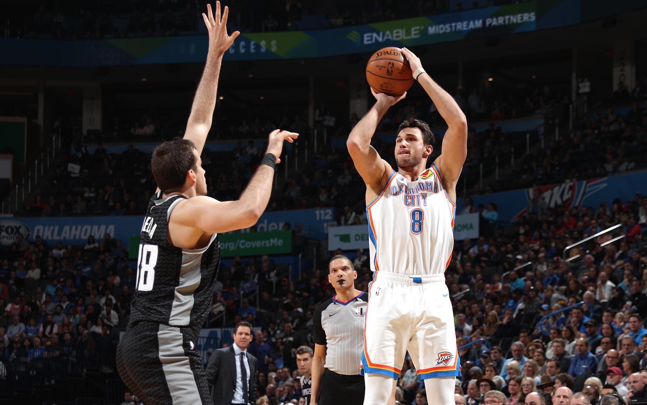 NBA, risultati della notte: super Gallinari da 24 punti, OKC rimonta e ...