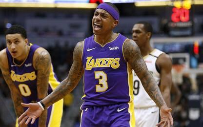 """Lakers in crisi, Thomas: """"Sarei servito anche io"""""""