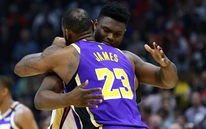 Le coppie NBA con la migliore intesa. CLASSIFICA
