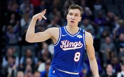 La NBA apre un'investigazione su Bogdanovic-Bucks
