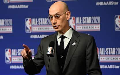 La NBA chiede la riduzione del 50% dei salari