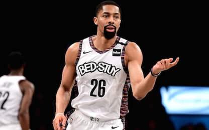 Dinwiddie è sul mercato, Pistons interessati