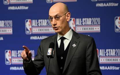 La NBA valuta la riduzione del 25% degli stipendi