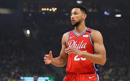 La top-5 dei migliori difensori NBA di Ben Simmons