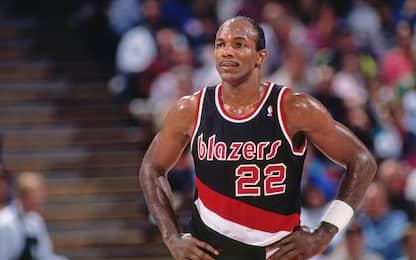 """Clyde Drexler: """"Il GOAT? Né Jordan né LeBron"""""""