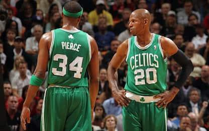 """Pierce: """"Per anni non ho parlato con Ray Allen"""""""