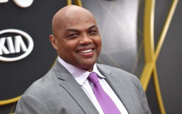 US basketball player Charles Barkley arrives for the 2019 NBA Awards at Barker Hangar on June 24, 2019 in Santa Monica, California. (Photo by LISA O'CONNOR / AFP)        (Photo credit should read LISA O'CONNOR/AFP via Getty Images)