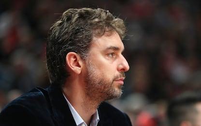 """Pau ci spera ancora: """"Vorrei Lakers e Olimpiadi"""""""