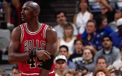 Double nickel: quando Jordan tornò a essere Jordan